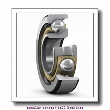 FAG 3208-BD-2HRS  Angular Contact Ball Bearings