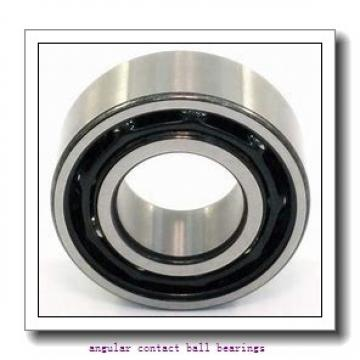 120 mm x 215 mm x 40 mm  SKF 7224 BCBM  Angular Contact Ball Bearings